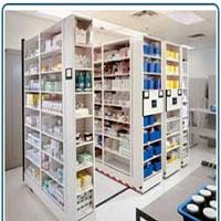 chemist rack